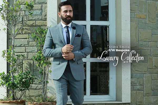 Andre Emilio Fall/Winter Bespoke Luxury Collection 2018-19