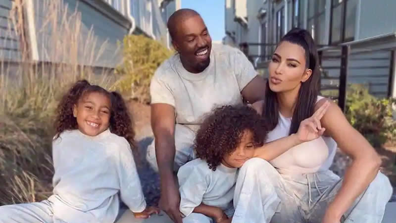 Kim Kardashian broke news