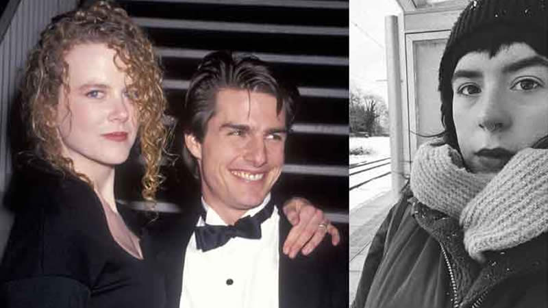 Tom Cruise and Nicole Kidman's daughter Isabella