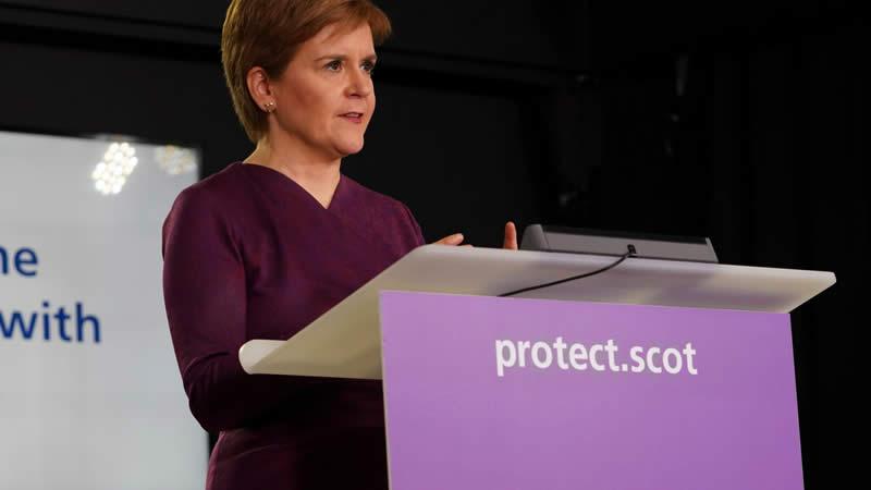 ease lockdown-scotland