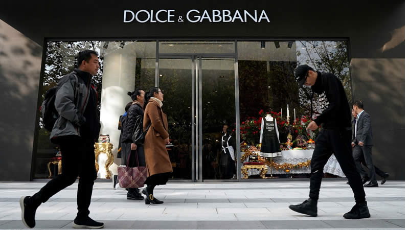 Dolce & Gabbana Sues