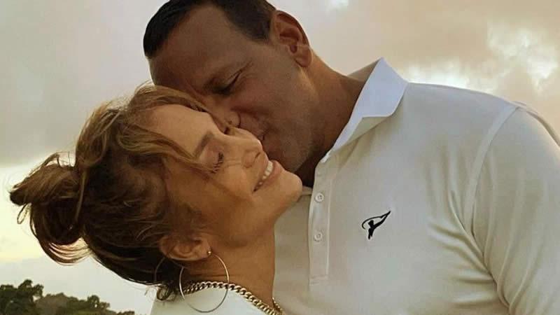 J.Lo Reunites With A-Rod