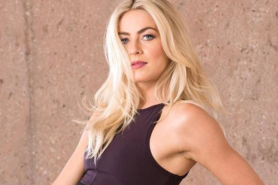 Julianne Hough Ditched Her Signature
