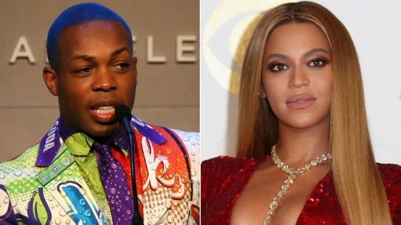 Beyonce surprises Todrick Hall with rare appearance at his birthday party