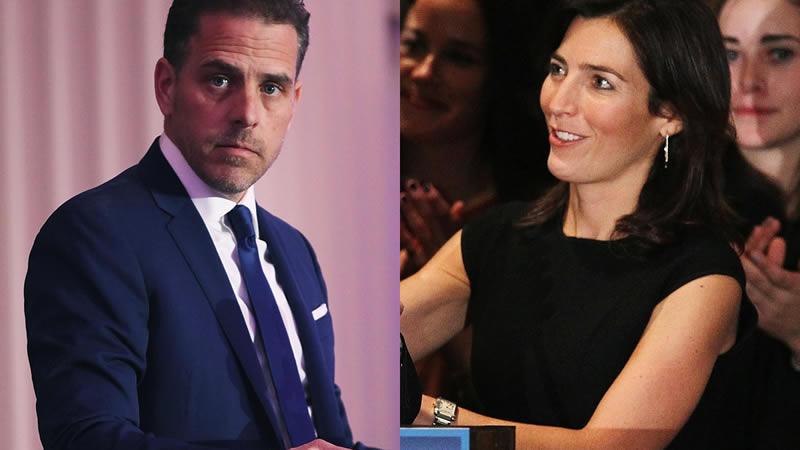 Hunter Biden Describes Relationship With Beau's Widow Hallie