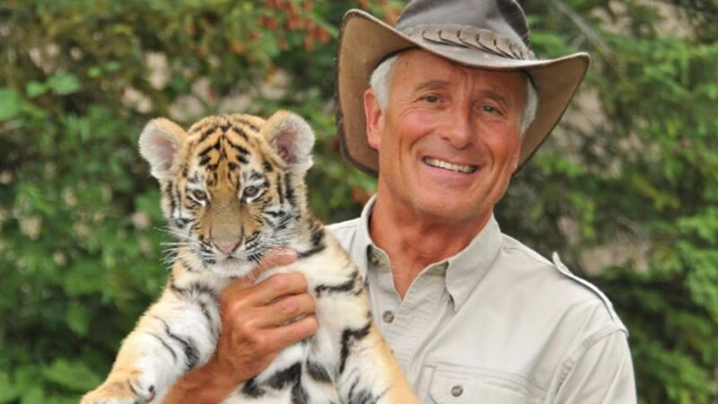 Jack Hanna zookeeper and TV host diagnosed with dementia
