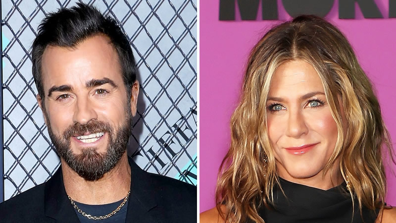 Justin Theroux breaks silence