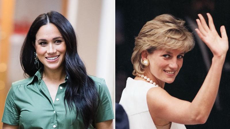 Meghan Markle analyzed by Princess Diana