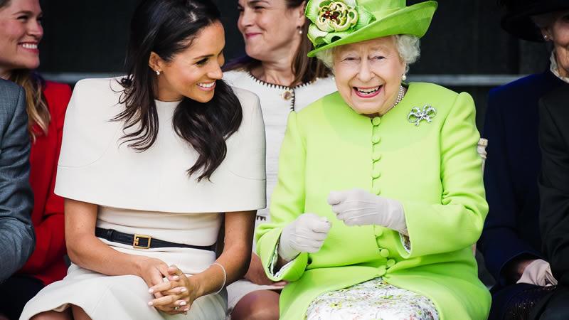 Meghan Markle told Queen Elizabeth