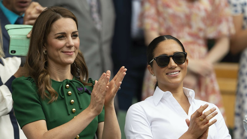 Meghan Markle's attack on Kate and Wills