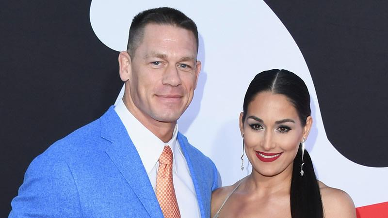 Nikki Bella Gave a Surprising John Cena