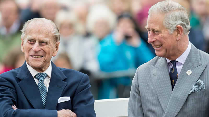 Prince Charles is confident happier
