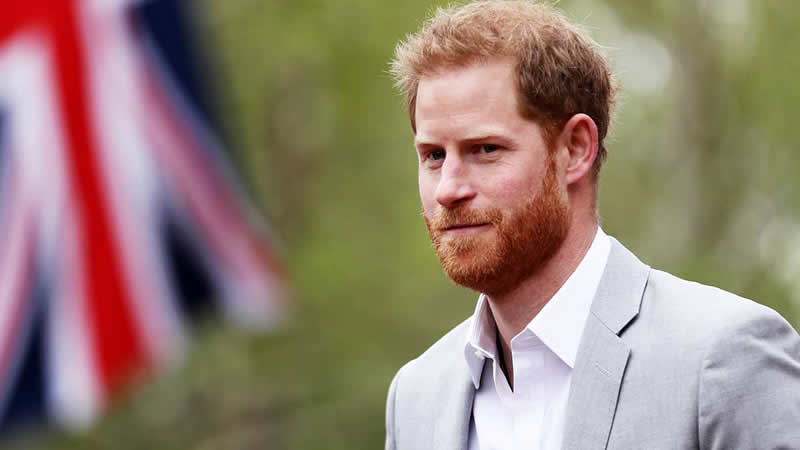 Prince Harry to stay in UK