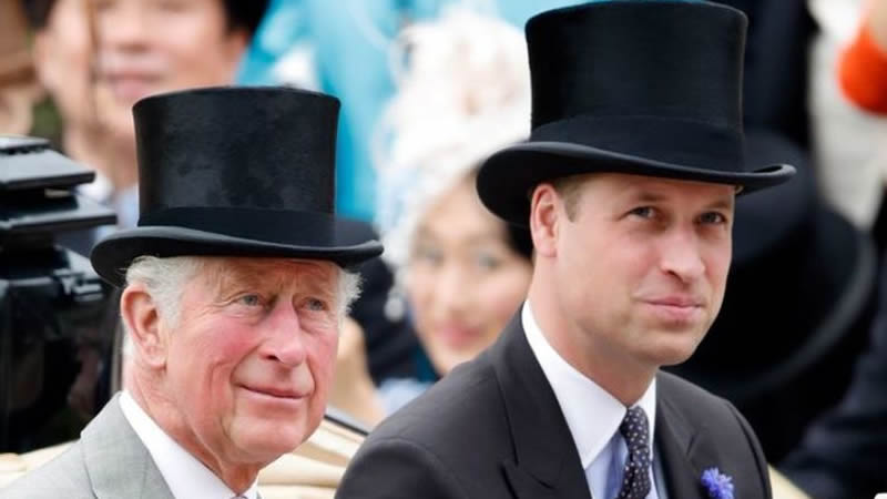 Public want Prince William to be King when Queen's reign ends in a blow to Charles
