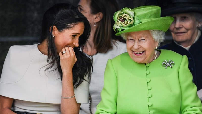 Queen 'told Meghan she did not have to give up acting