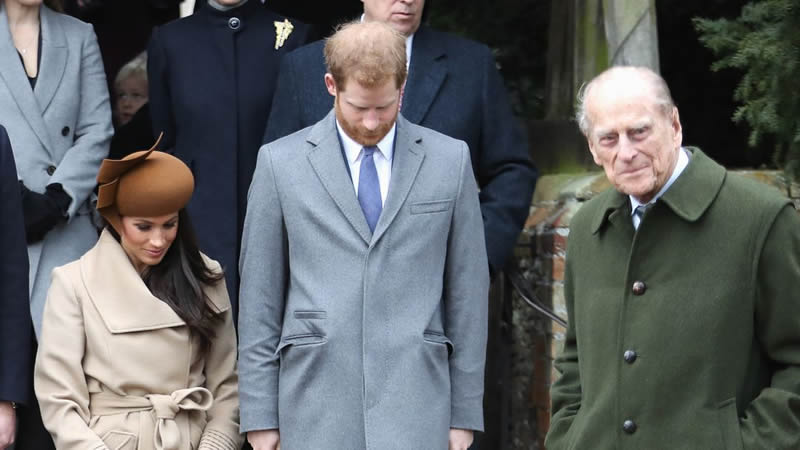 Will Meghan And Harry Travel Back