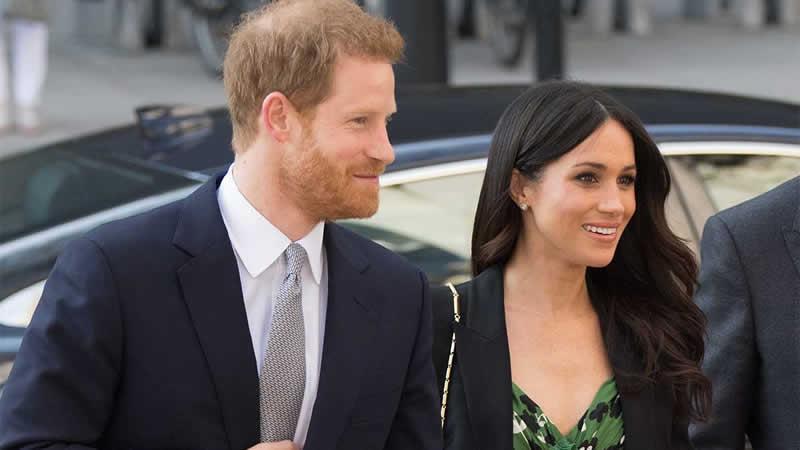 police visit Prince Harry, Meghan Markle's house