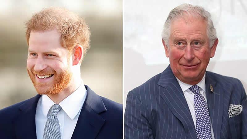 Prince Charles Vs Prince Harry