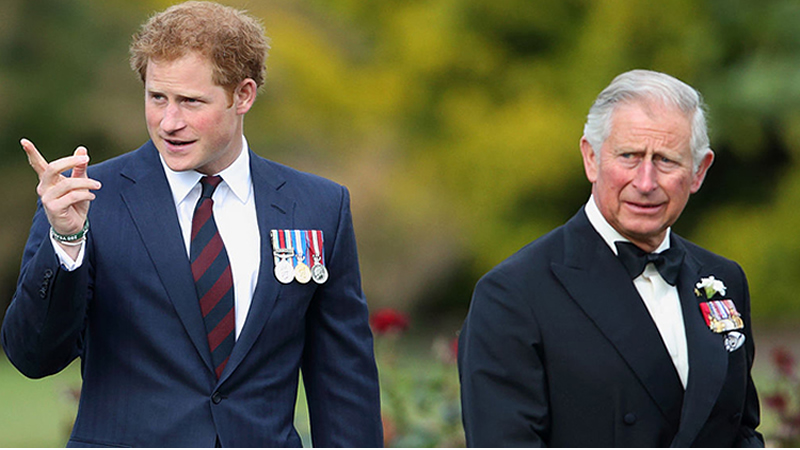 Prince Charles, William draw line over Harry
