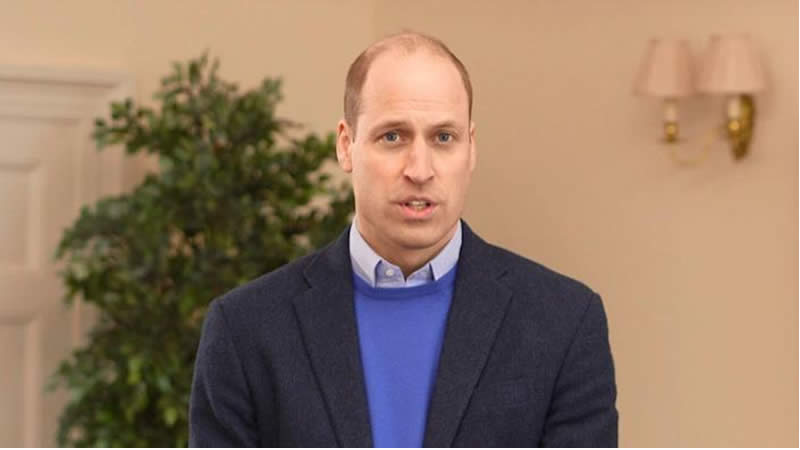 Prince William boycotted social media